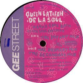 Queen Latifah & De La Soul - Mamma Gave Birth To The Soul Children