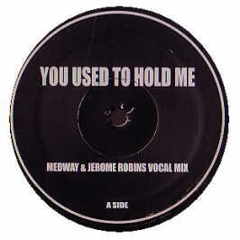 Ralphi Rosario - You Used To Hold Me (Remixes)