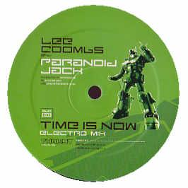 Lee Coombs & Paranoid Jack - Time Is Now