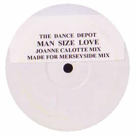 The Dance Depot - Man Size Love