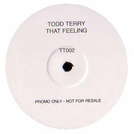 Todd Terry - That Feeling