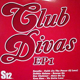 various artists - Club Divas EP (Volume 1)