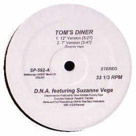 Dna & Suzanne Vega - Tom's Diner