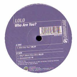 Lolo - Who Are You?