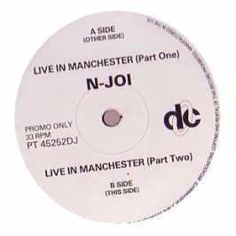 N Joi - Live In Manchester