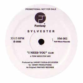 Sylvester - I Need You