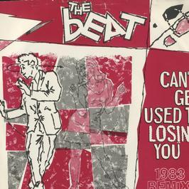 The Beat  - Can't Get Used To Losing You