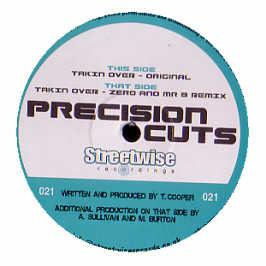 Precision Cuts - Takin Over
