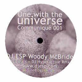 DJ Esp (Woody Mcbride) - One With The Universe