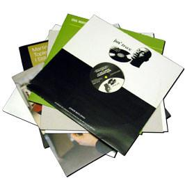 Bargain Mystery Pack - 5 Deep House Records Job Lot
