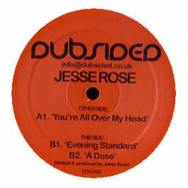 Jesse Rose - You'Re All Over My Head