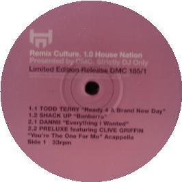 Todd Terry - Ready 4 A Brand New Day (Gianni Bini Remix)