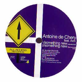 Antoine De Chery - Something New