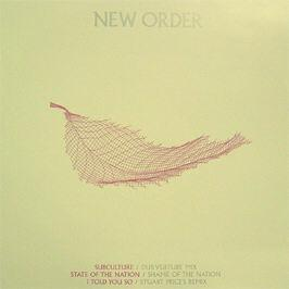 New Order - Subculture (Dub Vulture Mix)