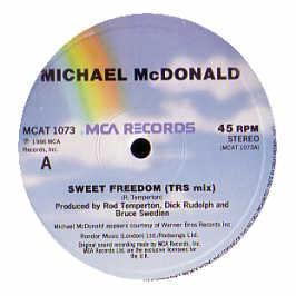 "Michael Mcdonald - Sweet Freedom (Theme From ""Running Scared"")"