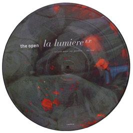 The Open - La Lumiere EP (Picture Disc)