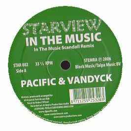 Pacific & Vandyck - In The Music