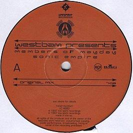 Westbam - Sonic Empire