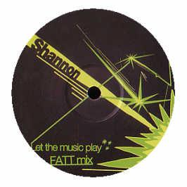 Shannon - Let The Music Play (Fatt Mix)