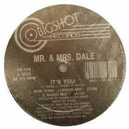 Mr & Mrs Dale - It's You