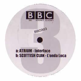 Atrium - Interface