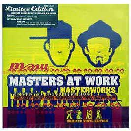 Masters At Work - Essential Kenlou House Mixes