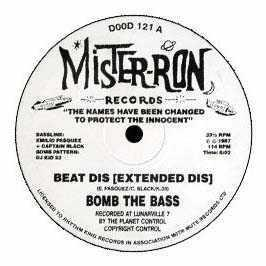 Bomb The Bass - Beat Dis