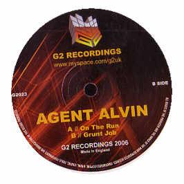Agent Alvin - On The Run