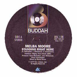 Melba Moore - Standing Right Here