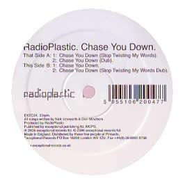 Radioplastic - Chase You Down