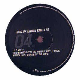 various artists - Bmg - Uk Urban Sampler (Vol 4)