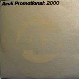various artists - Azuli Promotional 2000