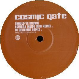Cosmic Gate - Should'Ve Known (Remixes)