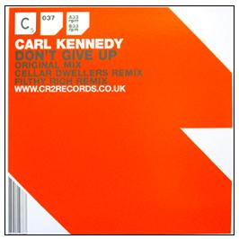 Carl Kennedy - Don't Give Up