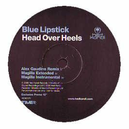 Blue Lipstick - Head Over Heels