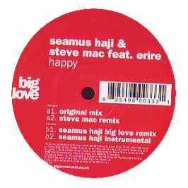 Seamus Haji & Steve Mac Ft Erire - Happy