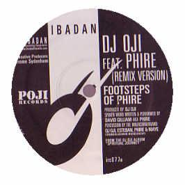 DJ Oji Feat. Phire - Footsteps Of Phire