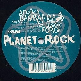 Afrika Bambaataa & Soul Sonic Force - Planet Rock 1998 (Part Two)