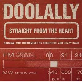 Doolally - Straight From The Heart