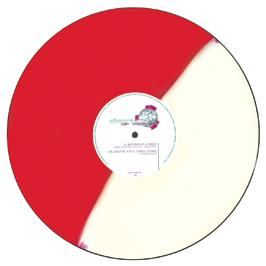 Masmada & Ingo - Diversion Citrus Groove (Split Colour Vinyl)