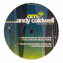 Andy Caldwell Feat. Lisa Shaw - Warrior