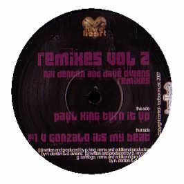 Paul King / DJ Gonzalo Vs F1 - Turn It Up / It's My Beat (Remixes)