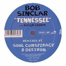 Bob Sinclar Feat. Farrell Lennon - Tennessee (Remixes)
