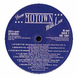Motown Presents - From Motown With Love
