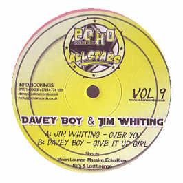 Davey Boy & Jim Whiting - Over You / Give It Up Girl