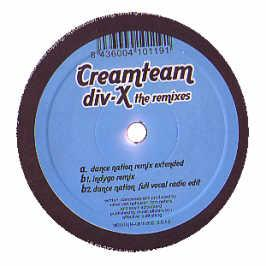 Cream Team - Div-X (Remixes)