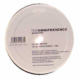 The Omnipresence - Weapon