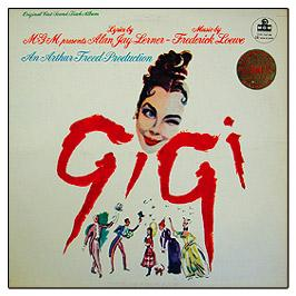 Original Soundtrack - Gigi