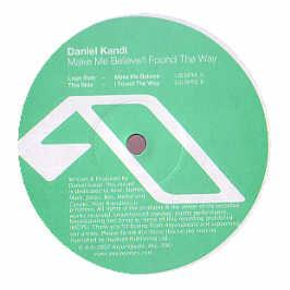 Daniel Kandi - Make Me Believe