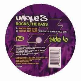 Unique 3 - Rocks The Bass